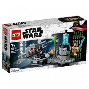 Todesstern Kanone Lego Star Wars