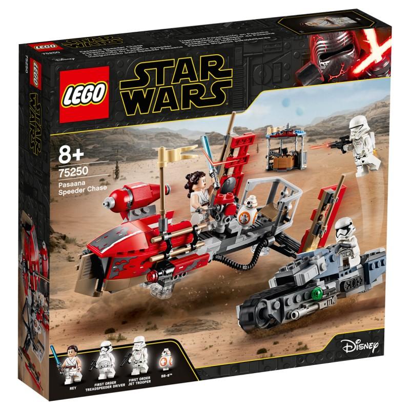 Pasaana Speeder Jagd Lego Star Wars