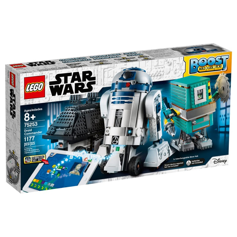 Boost Droide Lego Star Wars
