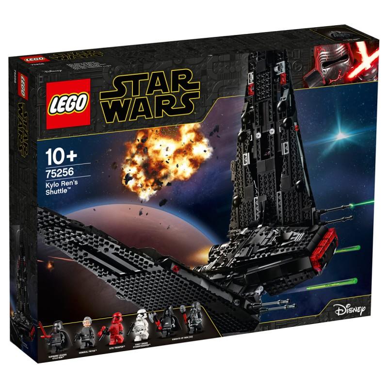 Kylo Rens Shuttle Lego Star Wars