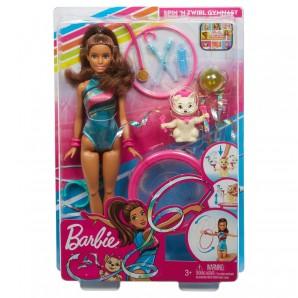 Barbie Turnerin Teresa Puppe