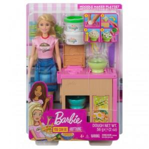 Barbie Pasta-Spielset