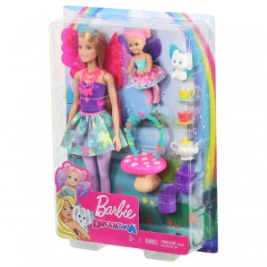 Barbie Dreamtopia Puppen