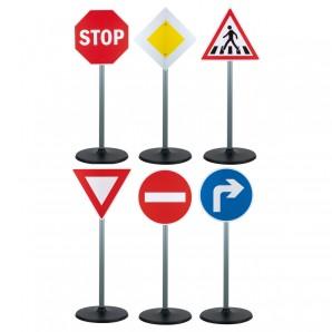 Verkehrszeichen 72 cm 72 cm hoch