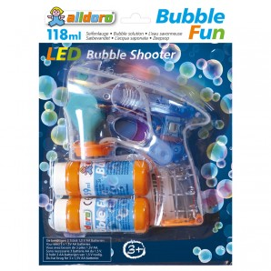 Seifenblasenpistole LED Blinklichter