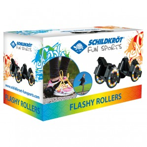 Flashy Rollers 2 Fersenroller