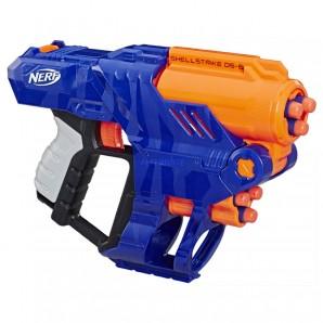 Nerf Elite Shellstrike DS-6 Blaster