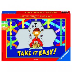 Take it easy! d