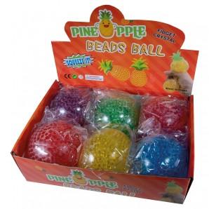 Mega Squeeze Ball farblich sortiert
