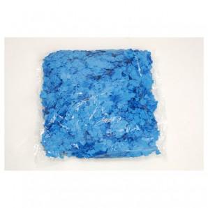 Konfetti 200 G blau
