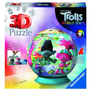 Puzzle Trolls World Tour 72p