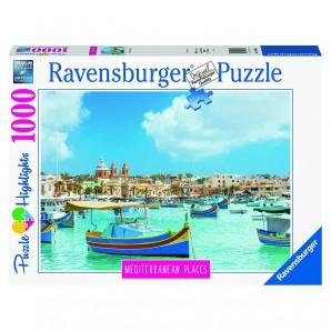 Puzzle Medierranean Malta