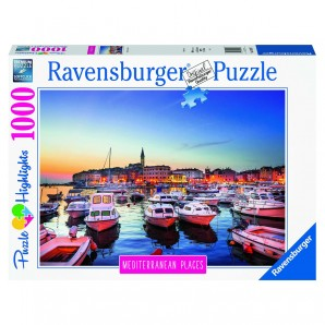 Puzzle Mediterranean Croatia