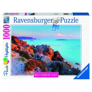 Puzzle Mediterranean Greece