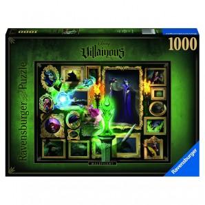 Puzzle Villainous: Mali