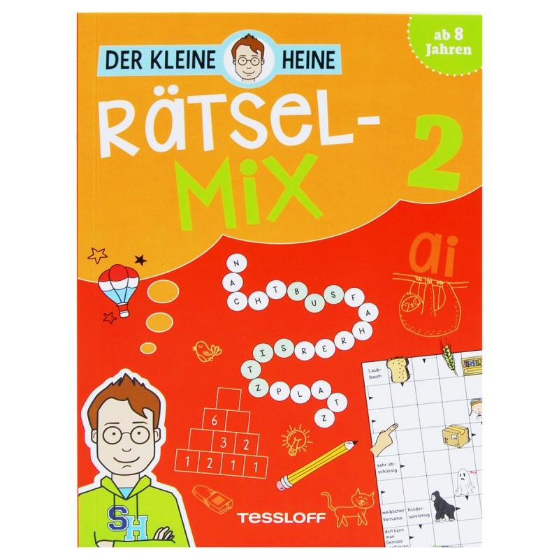 Kleine Heine Rätselmix 02