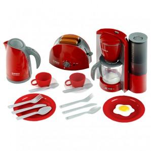 Frühstückset Bosch mit Wasserkocher,