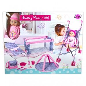 Puppe Baby Spiel Set