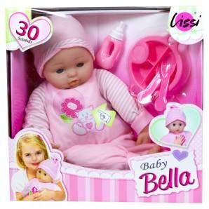 Puppe Baby mit Sound und Accessories