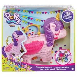 Polly Pocket Einhorn-Party