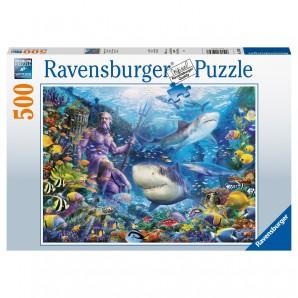 Puzzle Herrscher der Meere