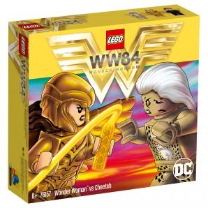 Wonder Woman™vs Cheetah Lego DC Universe Super Her.