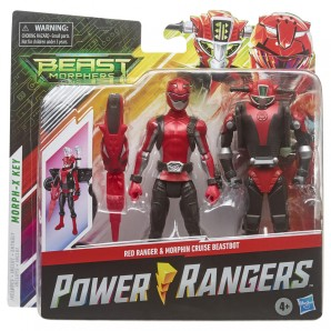 Power Rangers Beastbot ass. Beast Morphers