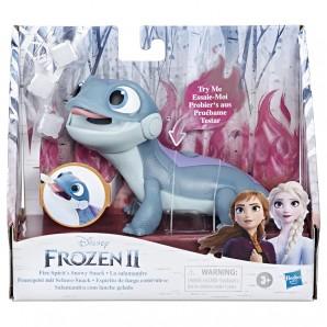 Frozen 2 Feuergeist mit Schnee-Snack