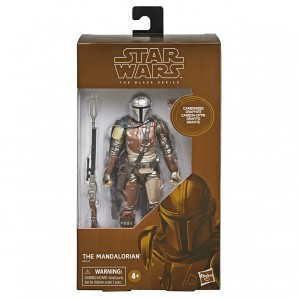 Star Wars BS The Mandalorian Black Series