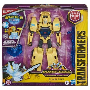 Transformers BB CYB Tropper Battle Call