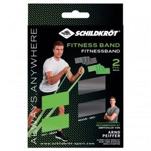 Fitnessbänder 2er Set