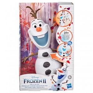 Frozen 2 Walk and Talk Olaf ca.20x25x10 cm