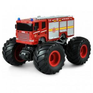 Monster Truck Feuerwehr 1:18 2