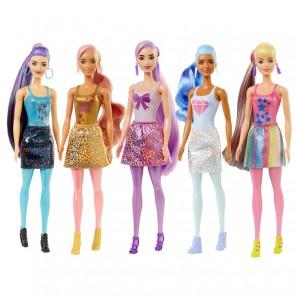Barbie Color Reveal Shimmer Shimmer Series