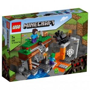 Die verlassene Miene Lego Mincecraft