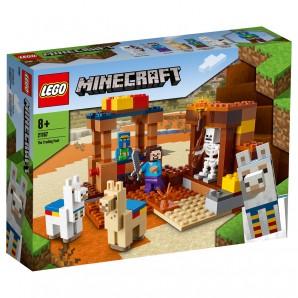 Der Handelsposten Lego Mincecraft