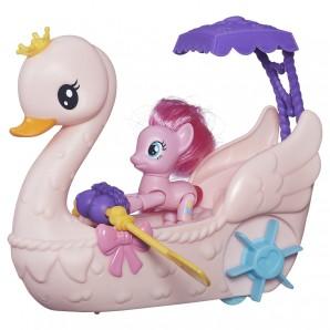 My Little Pony Schwanenboot mit Musik,