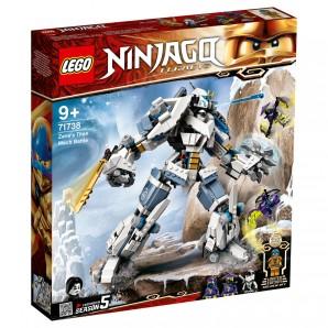 Zanes Titan-Mech Lego Ninjago