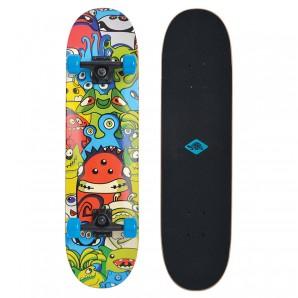 Skateboard Slider Monsters 31 Zoll / 79x20 cm