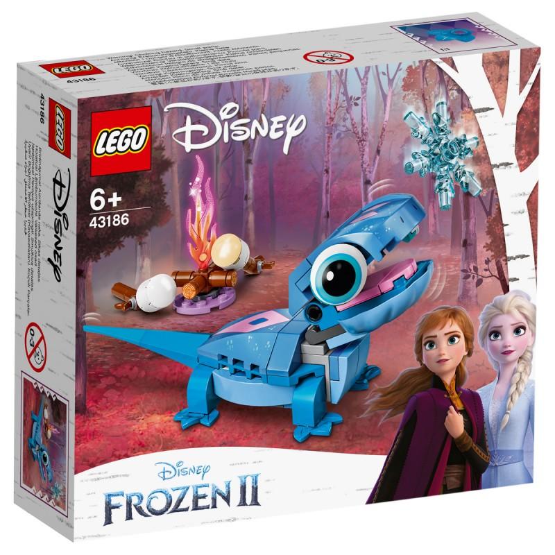 Salamander Bruni Lego Disney Princess