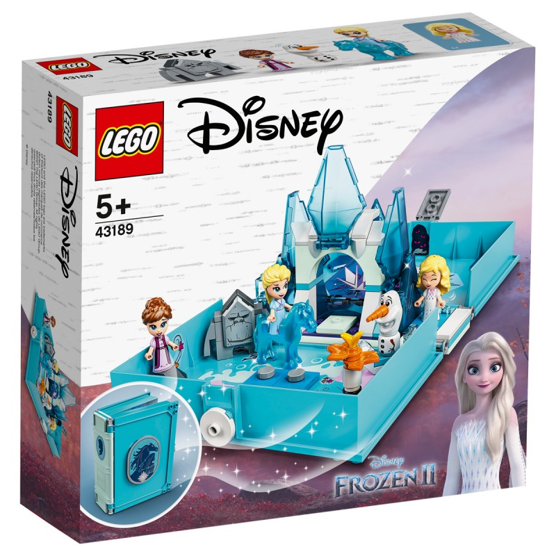 Elsas Märchenbuch Lego Disney Princess