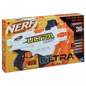 Nerf Ultra Platinum Amp Blaster