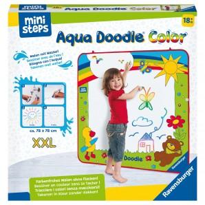 Aqua Doodle XXL Color d/f/i Matte 78x78 cm