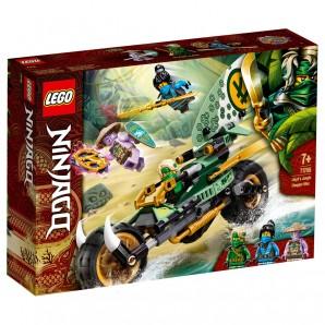 Lloyds Dschungel-Bike Lego Ninjago