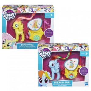 My Little Pony Gala-Wagen mit Pony,