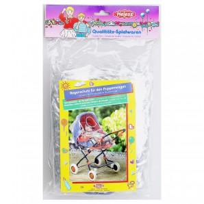 Regenschutz für Puppenwagen