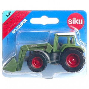 Fendt Traktor mit Frontlader 1:64,