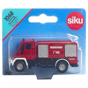 Unimog Feuerwehr 1:87,