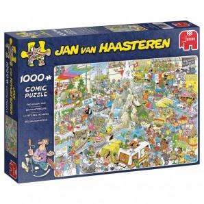 Puzzle Die Urlaubserlebnisse 1000 Teile