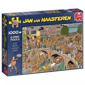Puzzle Königstag 1000 Teile